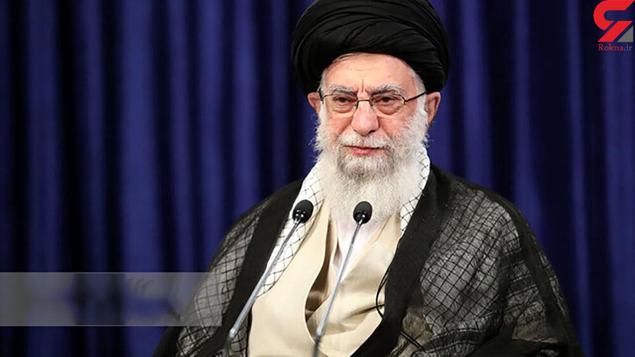 قدردانی رهبر معظم انقلاب از نیروی انتظامی