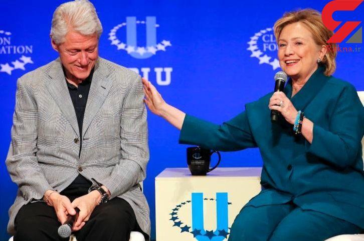 زندگی خصوصی هیلاری و بیل کلینتون روی سن نمایش