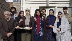 «لحظه گرگ و میش» در شمال تهران