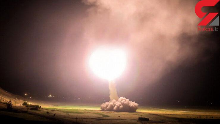 یک منبع آمریکایی به تلویزیون فوجی؛ در حمله موشکی ایران حداقل20 نفر کشته و مجروح شدهاند