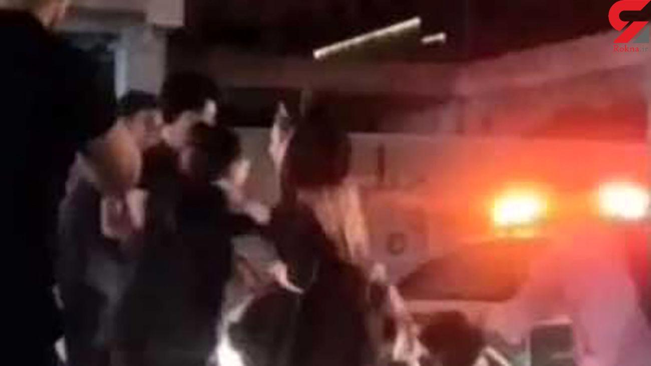 درگیری خیابانی 4 دختر در بامداد کرمان / هلیا تکرار می شود / واکنش پلیس