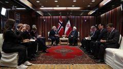 ایران از گسترش روابط اقتصادی، علمی و فناوری با نروژ استقبال می کند