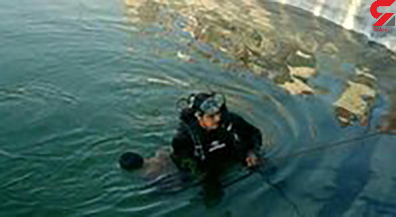 رودخانه بشار جوان 27 ساله را بلعید