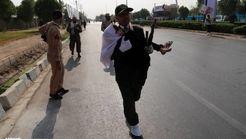 قتل عام تروریست های اهواز در محل حادثه / یک تن دستگیر شد