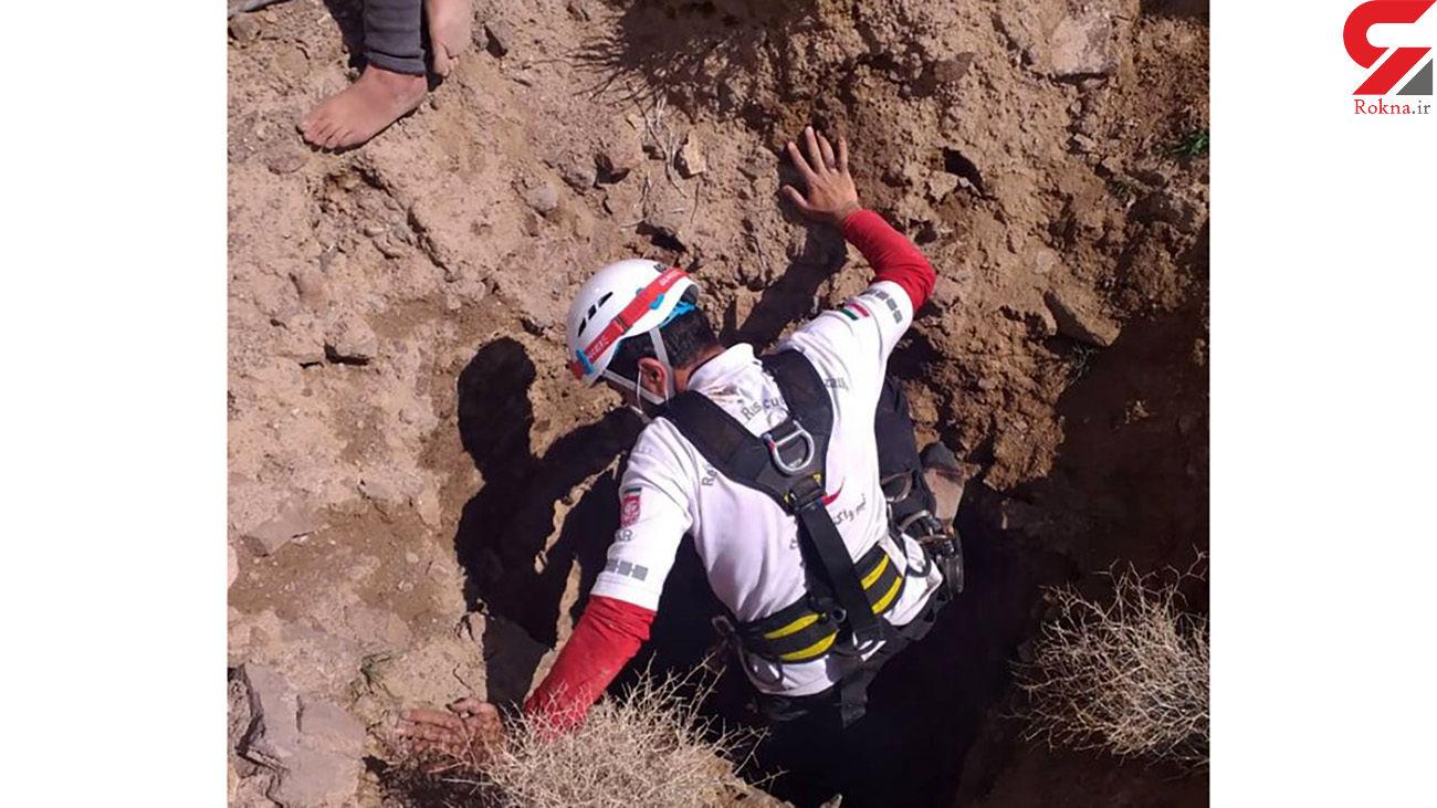 سقوط مرگبار 29 افغانی به چاهی در بندرعباس / از دست پلیس فراری بودند