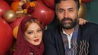 فیلم دعوای همسر اول با بهاره رهنما سر شوهرشان ! + پاسخ و عکس ها