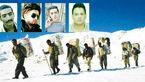 مرگ تلخ 5 کولبر جوان زیر بهمن کوهستان پیرانشهر+عکس قربانیان و محل حادثه