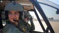 برای نخستینبار، زنان در نیروی هوایی لبنان+عکس