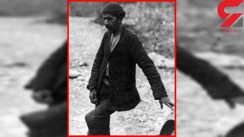 رضا اشکستانی سر میرزا را برید و برای خان تالش برد !+عکس