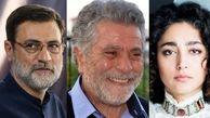 """""""قاضیزاده هاشمی"""" موافق بازگشت """"بهروز وثوقی"""" و """"گلشیفته فراهانی"""" + فیلم"""