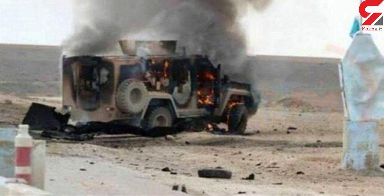 کشته شدن 6 تن از عناصر وابسته به امریکا در شرق سوریه