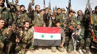 ارتش سوریه پهپاد ترکیه را ساقط کرد