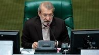 لاریجانی به خاطر کشف شبکه جاسوسی آمریکا از وزارت اطلاعات تشکر کرد