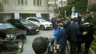 چهار خودرو تولید داخل در حاشیه جلسه هیئت دولت رونمایی شد