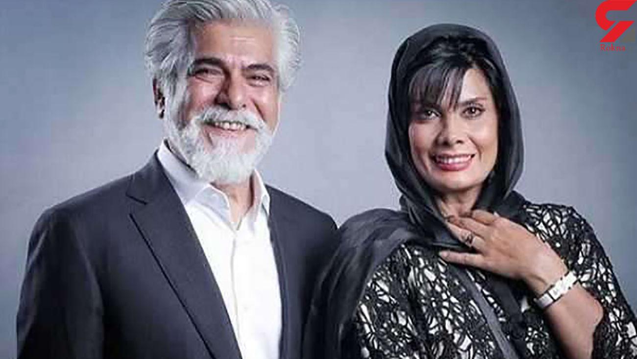 رونمایی از همسر سرشناس و دختر حسین پاکدل ! + عکس نوه ملوسش