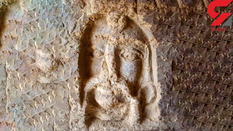 غار خربس قشم/ میراث رازآلود مادها در دل صخرههای جنوب ایران + تصاویر