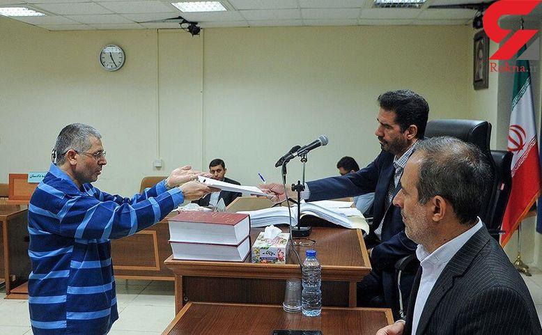 اعتراف عجیب هیولای بانکی در دادگاه انقلاب / یک زن در کمتر از ۱۰ دقیقه وثیقه میلیاردی جور کرد + عکس