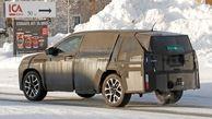 اولین تصاویر دیده شده از جدیدترین خودروی فیات