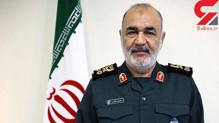 سردار سلامی : سپاه به پیشرفته ترین دستاوردهای دفاعی دست یافته است