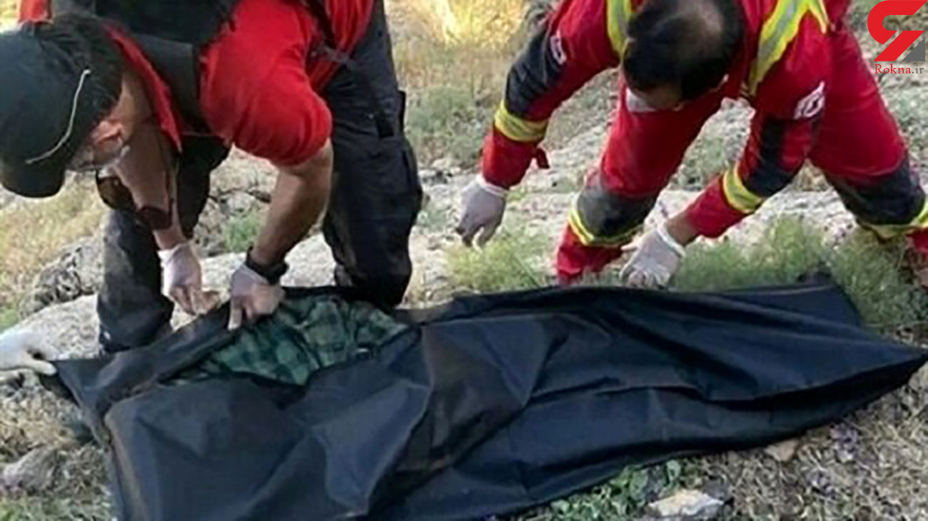 سقوط مرگبار جوان 20 ساله از کوه صفه