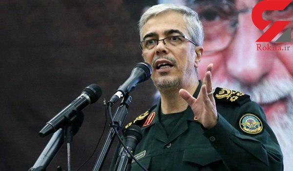 سرلشکر باقری: اقتدار امروز، بدلشدن ایران به یک قدرت شکستناپذیر است