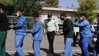 دستگیری 27 مرد خشن مسلح در شوش