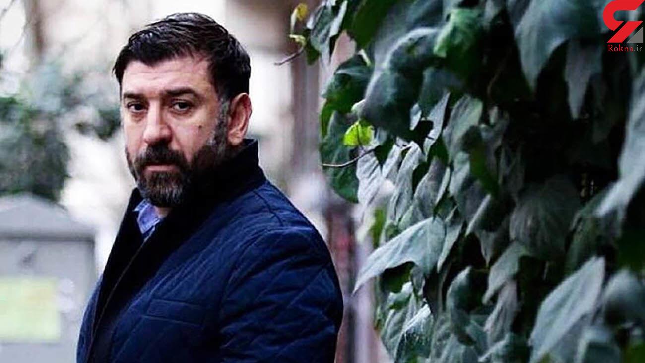 فیلم / این مرد مراقب علی  ا نصاریان است / همیشه در بهشت زهرا میمانم + گفتگو