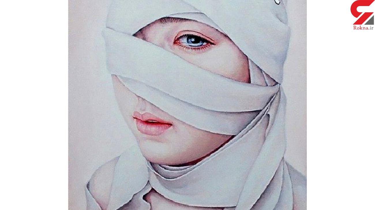 حسادت اسیدی به خاطر زیبایی زن مطلقه در تهران / الهه شانس آورد