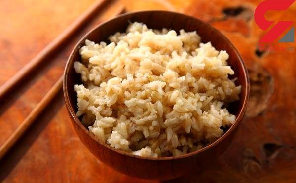 5 بیماری هولناک را با مصرف برنج قهوه ای ضربه فنی کنید