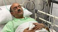 گریه های مهران غفوریان بعد از عمل قلب / این فیلم اشک همه را درآورد!