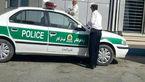اقدام عجیب پلیس آبادان با خودروی کلانتری! + عکس
