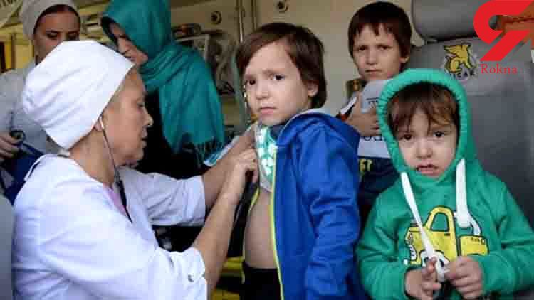 کودکان روسی وابسته به داعش به کشورشان بازگردانده شدند