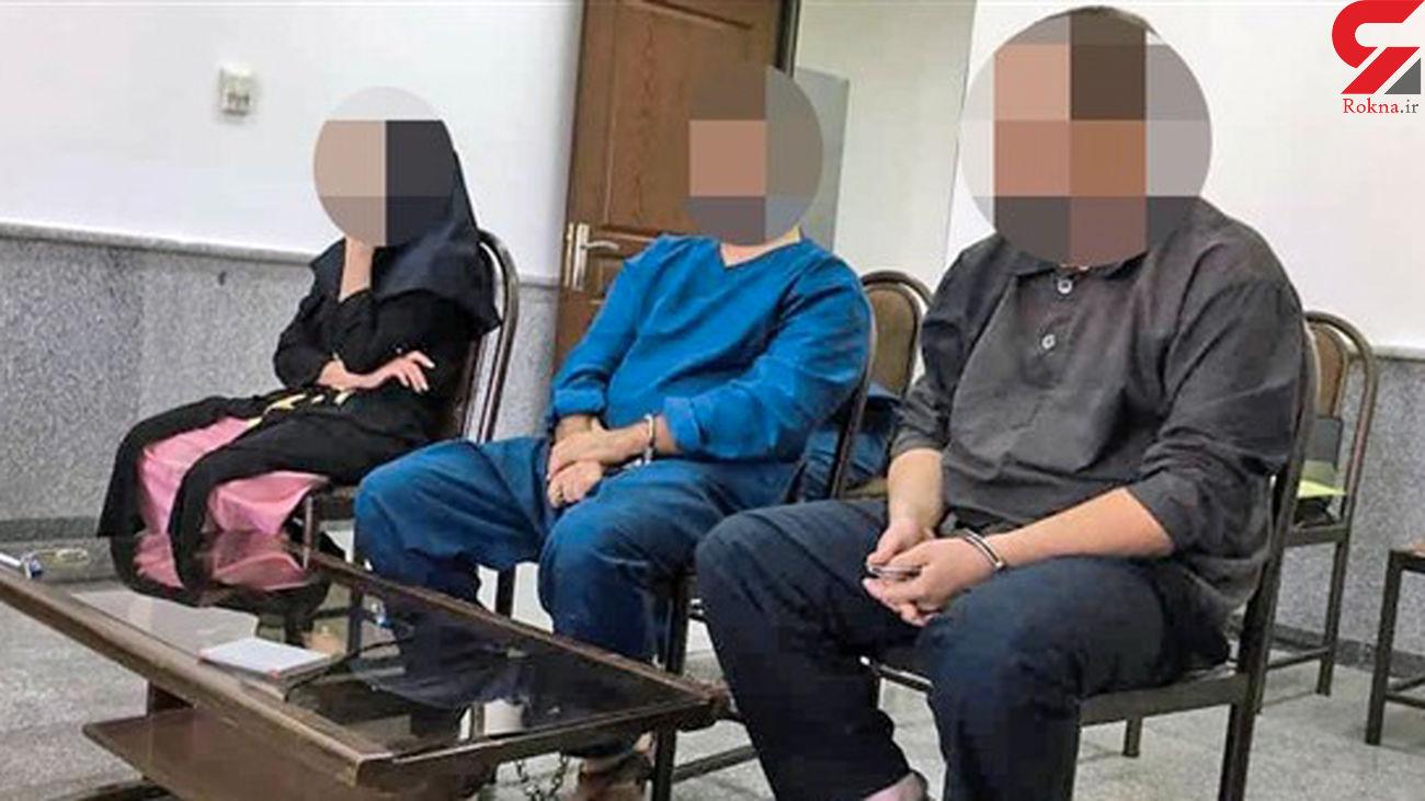آدم ربایی دختر میلیارد در تهران / راز ربوده شدن ساحل چه بود ؟