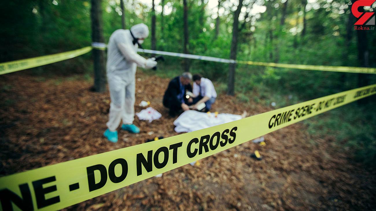 عکس چهره زشت آزارگر شیطانی دختر 18 ساله! / جسد نیمه سوخته کشف شد