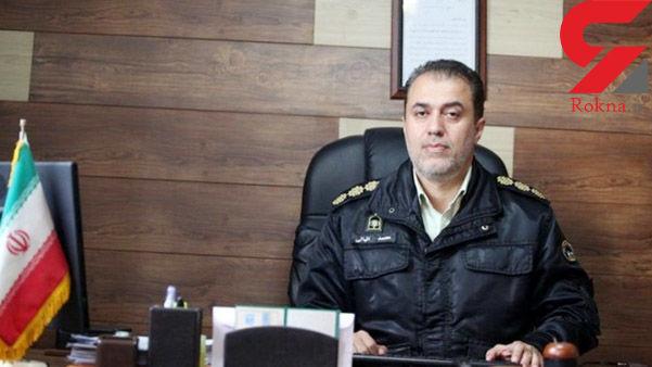 دستگیری مردان خبیث کرج