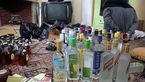 دستگیری 61 متهم تهیه و توزیع مشروبات الکلی دستساز و تقلبی