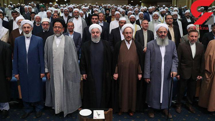 روحانی: اهل سنت مرزداران صدیق کشور هستند