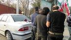 فیلم گفتگو با 3 مرد که به سوپر مارکت های تهران حمله می کردند+ فیلم لحظه حمله و عکس