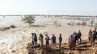 سیل سیستان و بلوچستان ۷۰۰ میلیارد تومان به راه ها خسارت زد