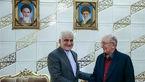 مهمانان خارجی که بامداد امروز وارد تهران شدند