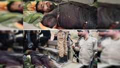 انتشار اولین تصاویر از جسد طراح اصلی فاجعه تروریستی اهواز
