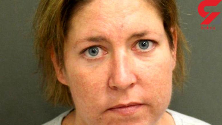 این زن احمق در مقابل هزاران بیننده شوهر خود را به کشتن داد +عکس /آمریکا