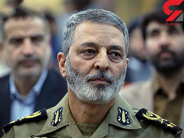 جمهوری اسلامی ایران به دنبال جنگ با هیچ کشوری نیست