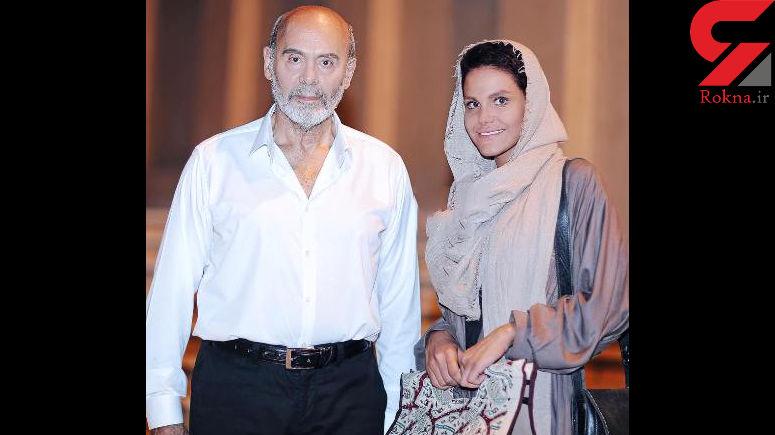 شباهت عجیب دختر جمشید هاشم پور به او! + عکس