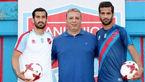 شجاعی با پانیونیوس تمدید کرد/ حاجصفی با پیراهن تیم یونانی عکس گرفت