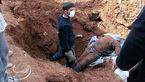 کشف گور دسته جمعی با بیش از 1600 جسد ایزدیان عراقی در سنجار+ عکس