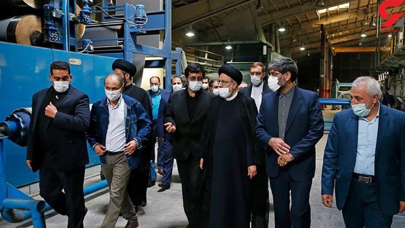 مشکل بزرگترین کارخانه نساجی خاورمیانه با ورود دستگاه قضایی حل شد