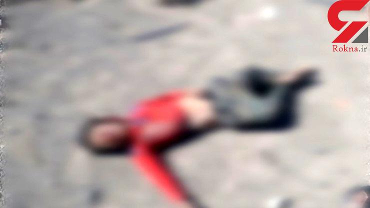 عکس مرگ غم انگیز کودک 5 ساله کرمانی