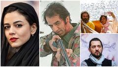 بازیگرانی که بازیگر ماه شدند +عکس