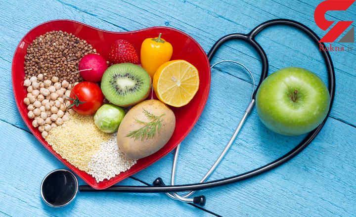 کاهش وزن با مصرف میوه